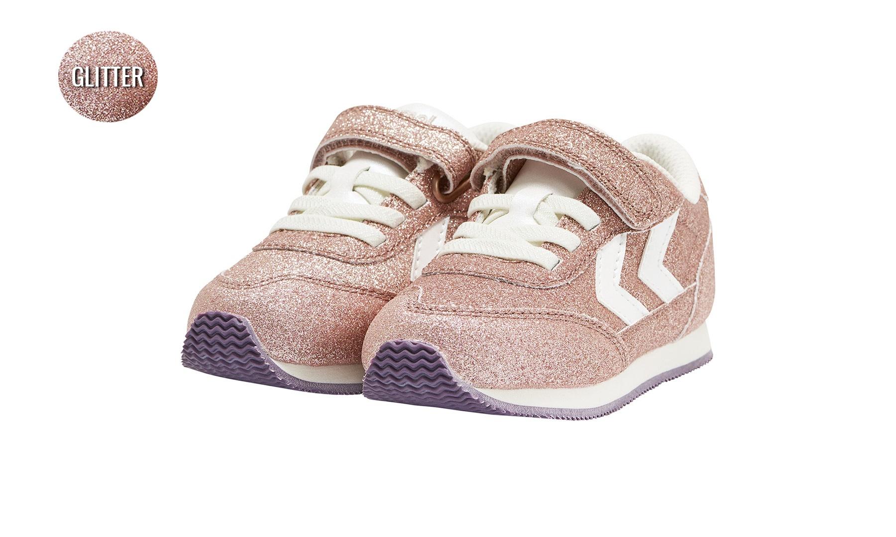 Reflex joggesko til små barn