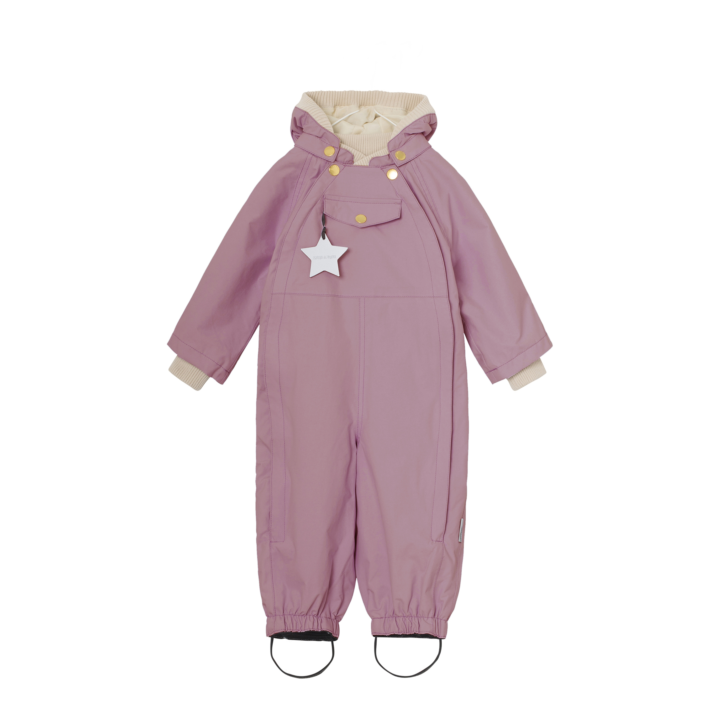 4f566119 Mini A Ture Wisto parkdress baby og barn, Lilas Rose - DressMyKid AS