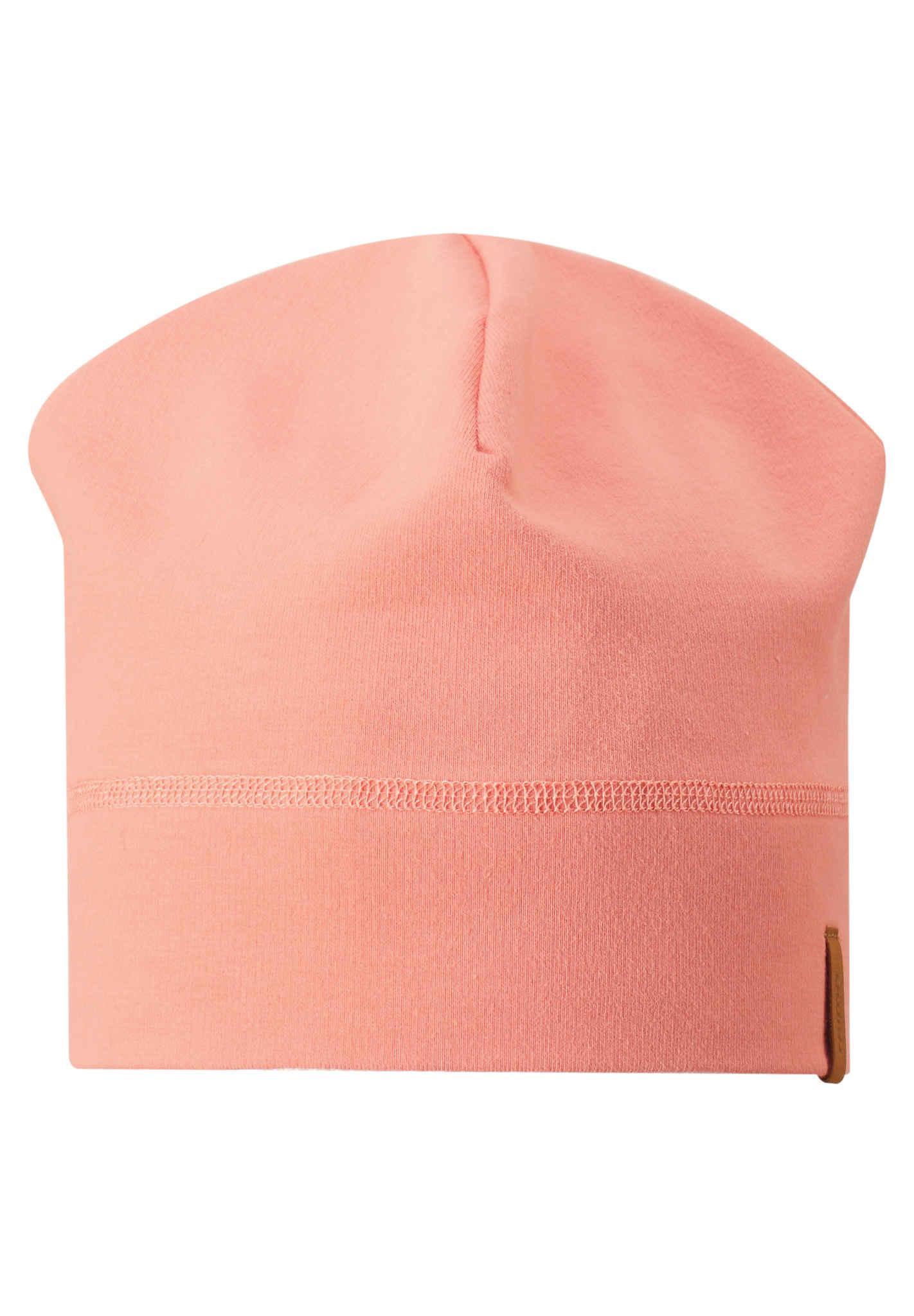 0b5bc44b Reima Liuku vårlue til barn, korall rosa - DressMyKid AS