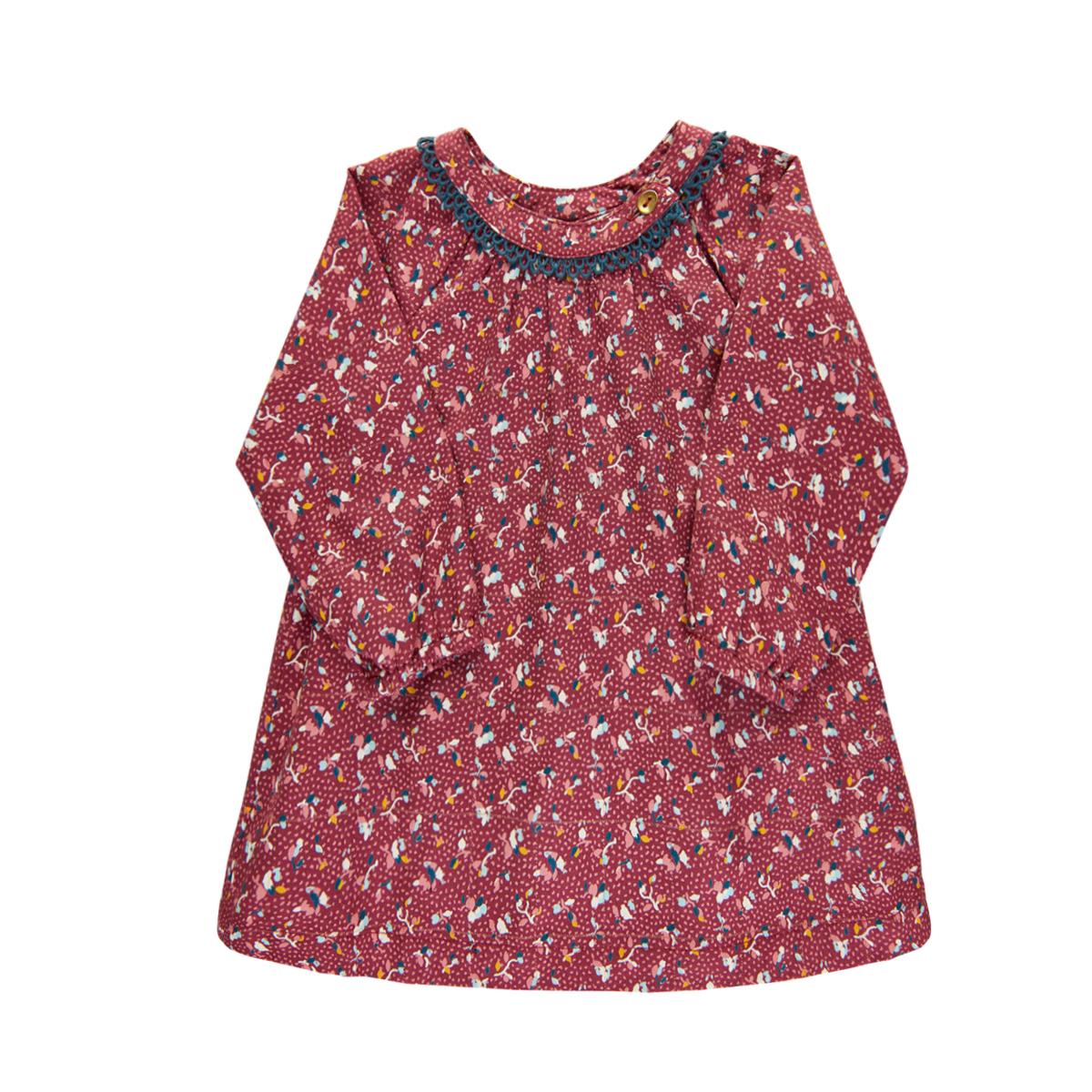 Noa Noa kjole til baby jente, roan rouge DressMyKid AS