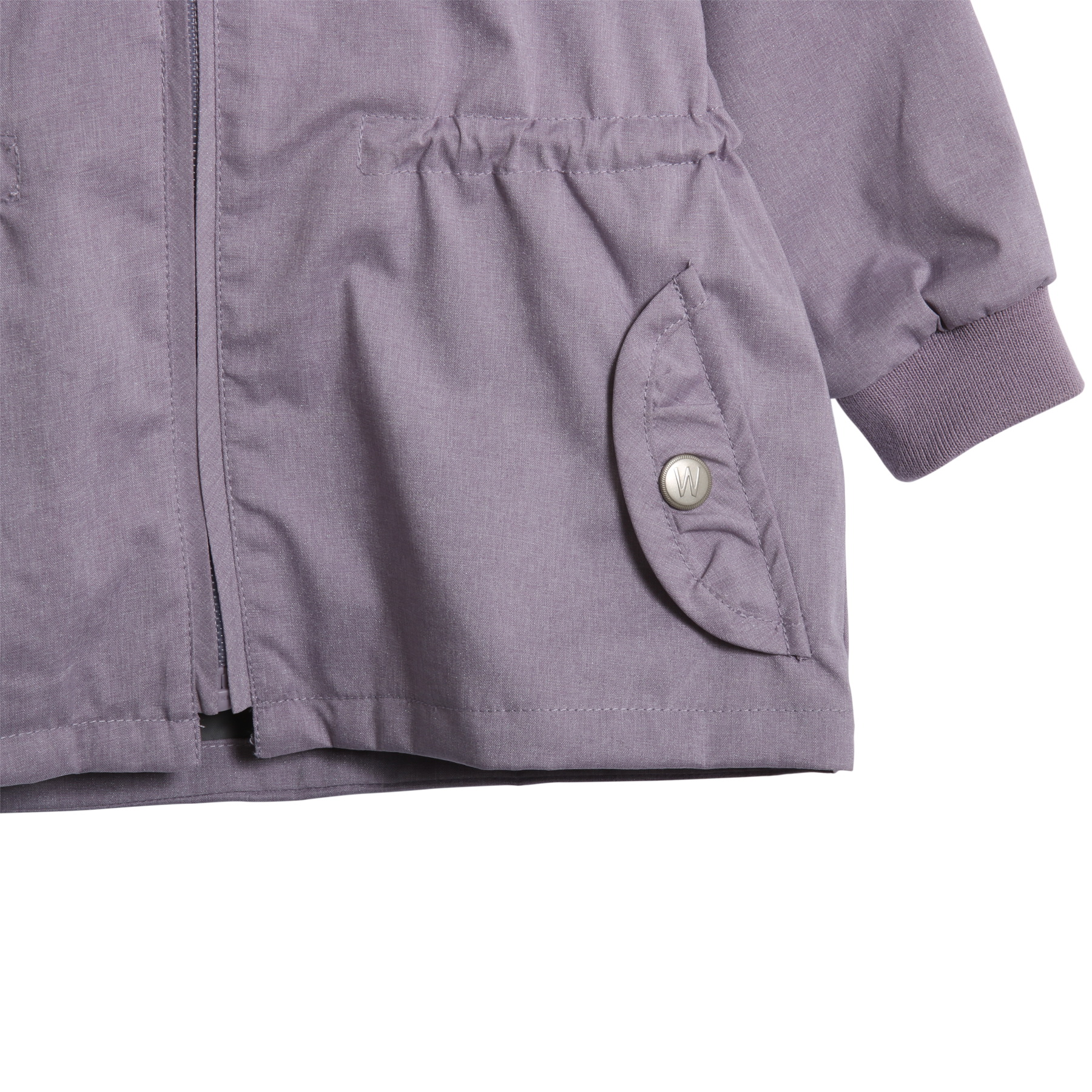 6d3111b4 Wheat Darlene windbreaker jakke til barn, lavendel - DressMyKid AS