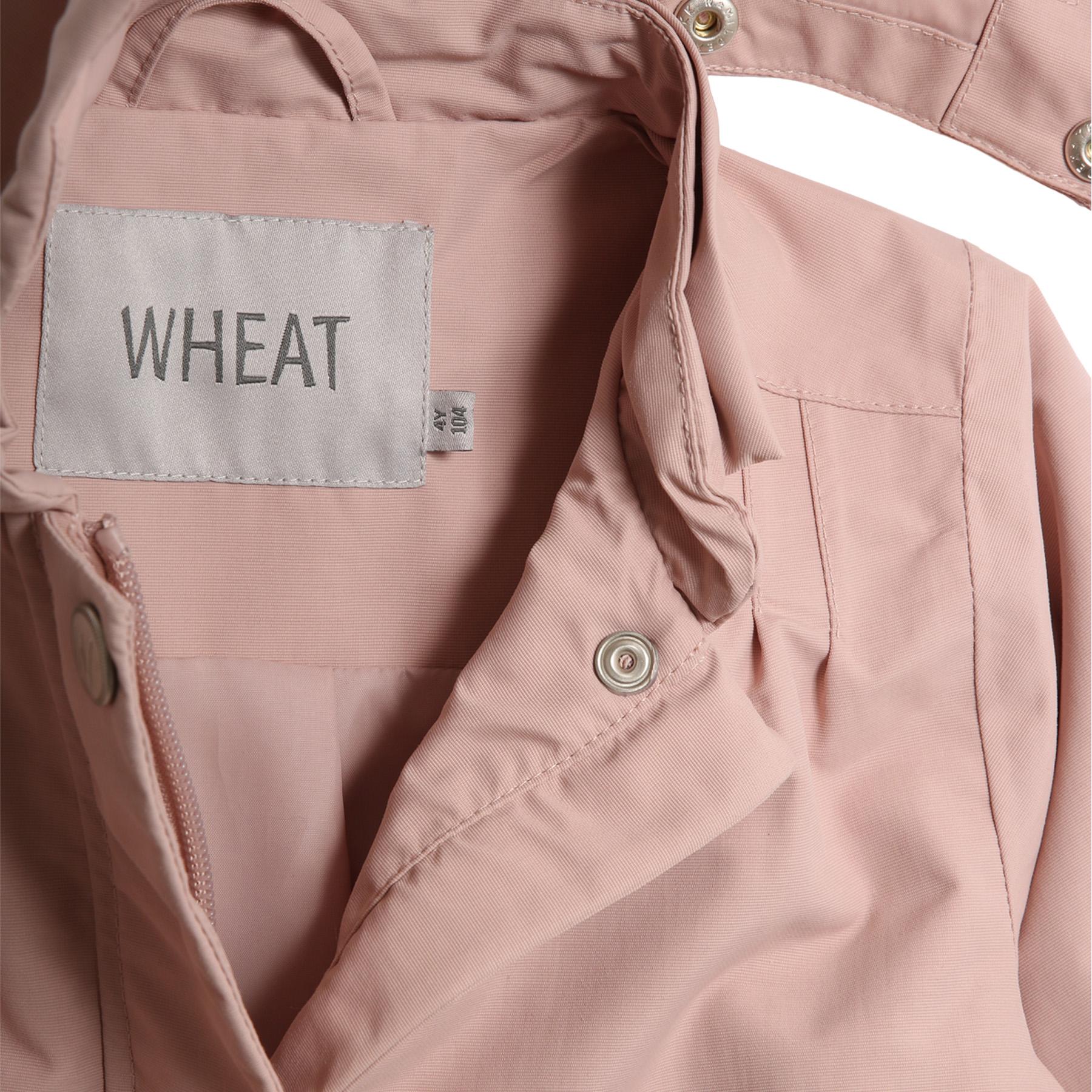 Wheat Elma Jakke, Plum, 110  