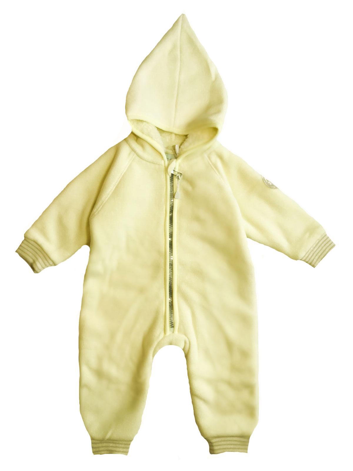 0b7aa8c6188 Top Mini A Ture Adel fleecedress til baby, deep green - DressMyKid AS EW57