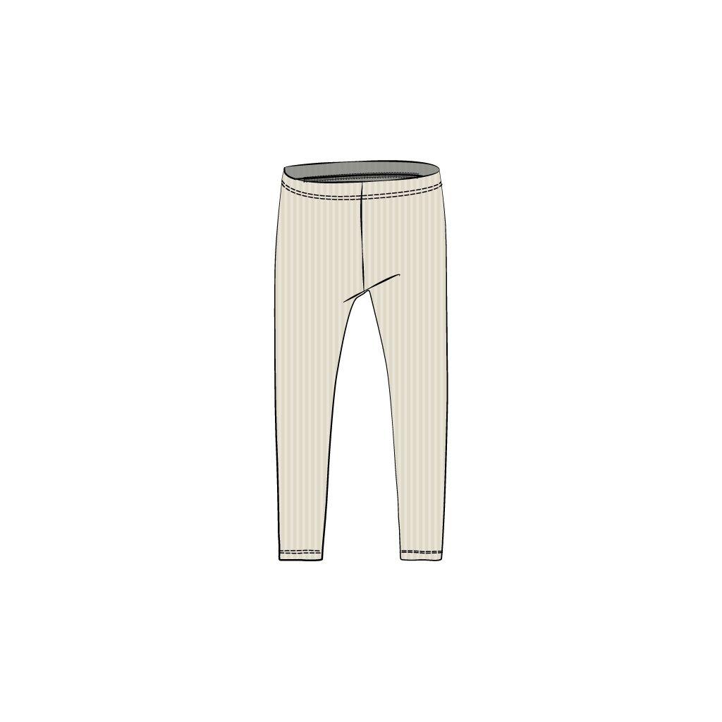 faf8cae9a Wheat ribb leggings i myk merinoull, offwhite - DressMyKid AS
