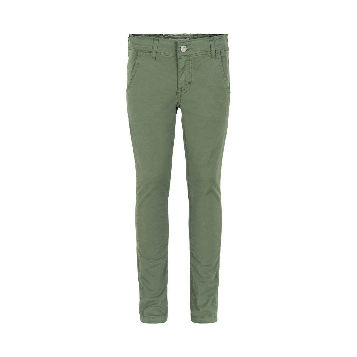 MinyMo twill bukse til barn, grønn DressMyKid AS