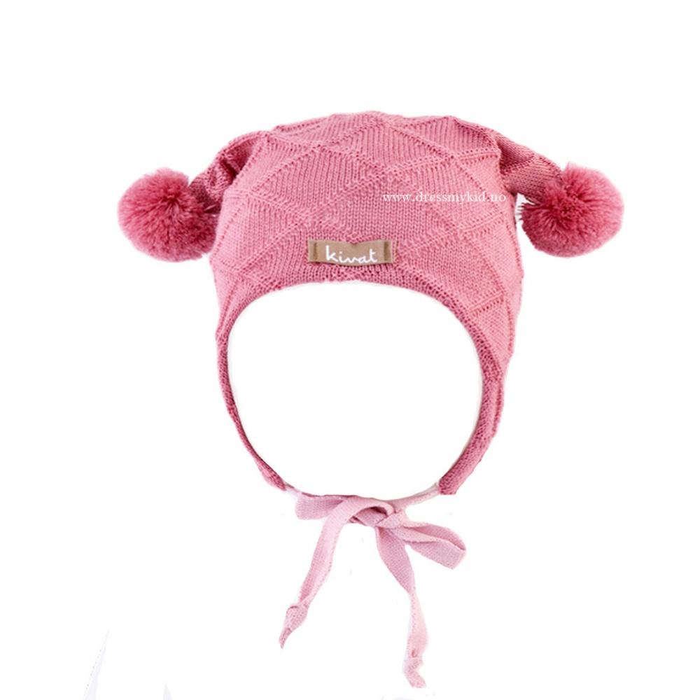 35a6d415 Kivat lue, rosa med rutemønster - DressMyKid AS